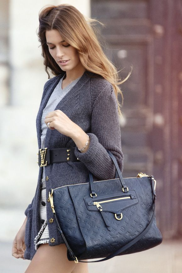 The perfect black bag, Louis Vuitton Lumineuse PM