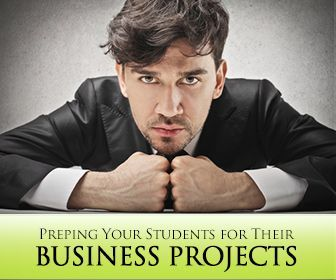 Preping Your Students for Their Business Projects: 6 Handy Activities