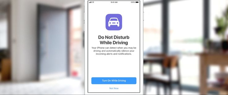 Do Not Disturb While Driving feature rolls out in Apple's newest iOS 11 beta   TypicalMatter