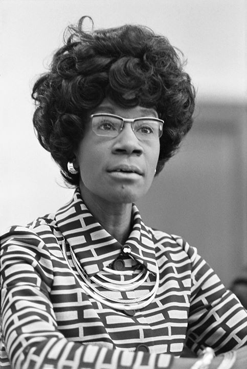 Hola amigos esta es la #FotodelDia. #GrupolaRoca March 9 2016: Shirley Chisholm who was the first African-American woman to be elected to the United States Congress first African American to run for a major-party nomination to be United States President first woman to run for the Democratic presidential nomination and constant campaigner for the rights of women. http://ift.tt/1QFm66e - http://ift.tt/1HQJd81