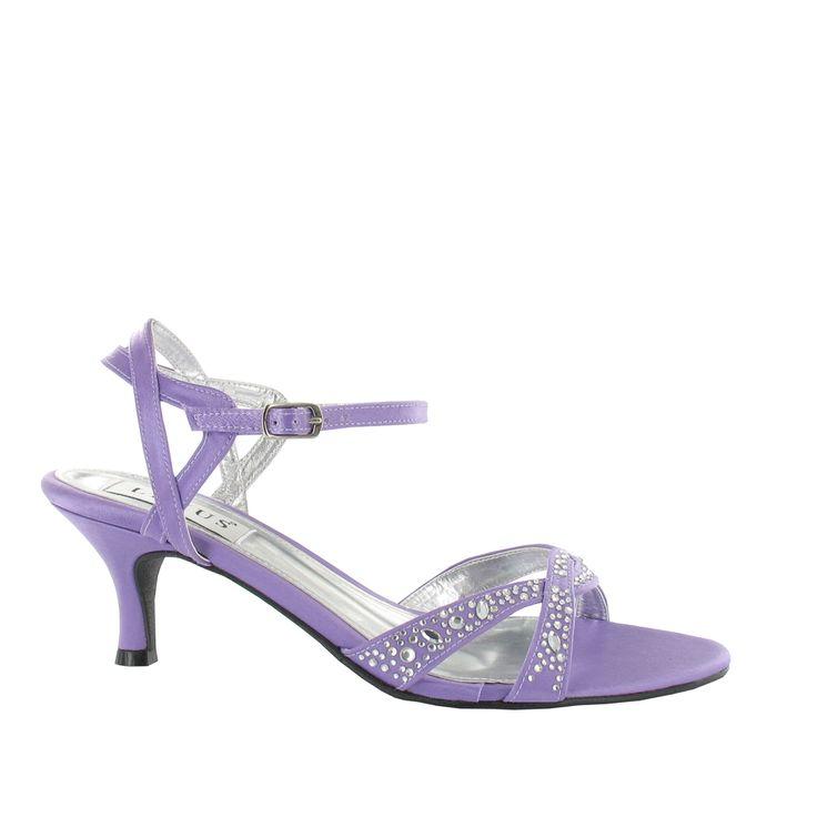 Sandalias de Novia o Fiesta modelo Vanessa Lila de Lexus Shoes ➡️ #LosZapatosdetuBoda #Boda