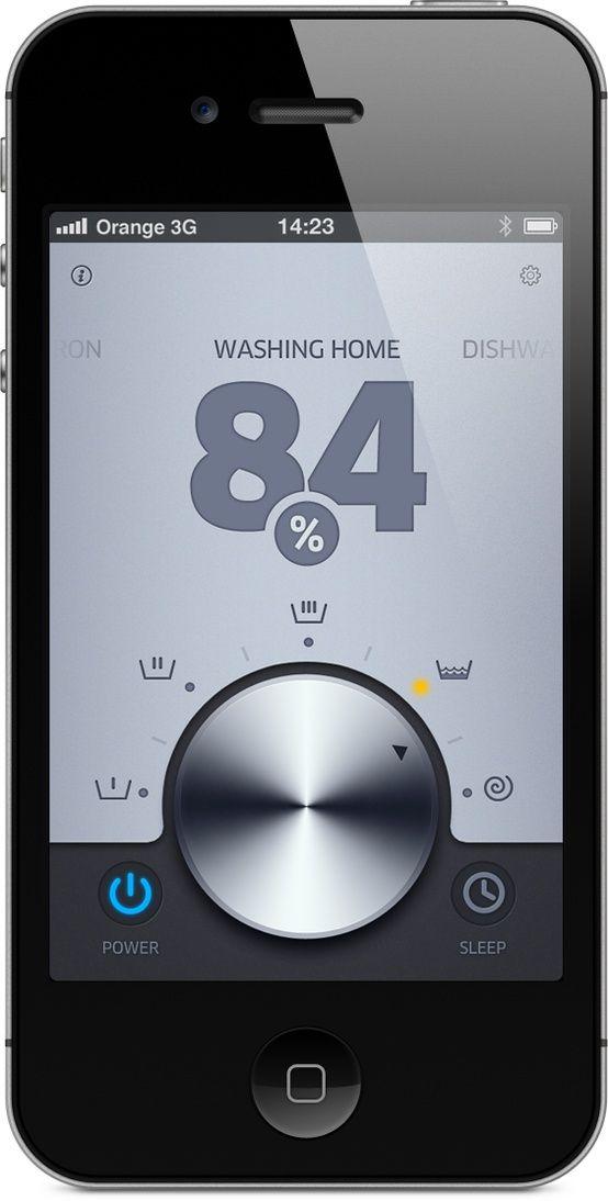 Open Laundry API by Michal Galubinski, via Behance