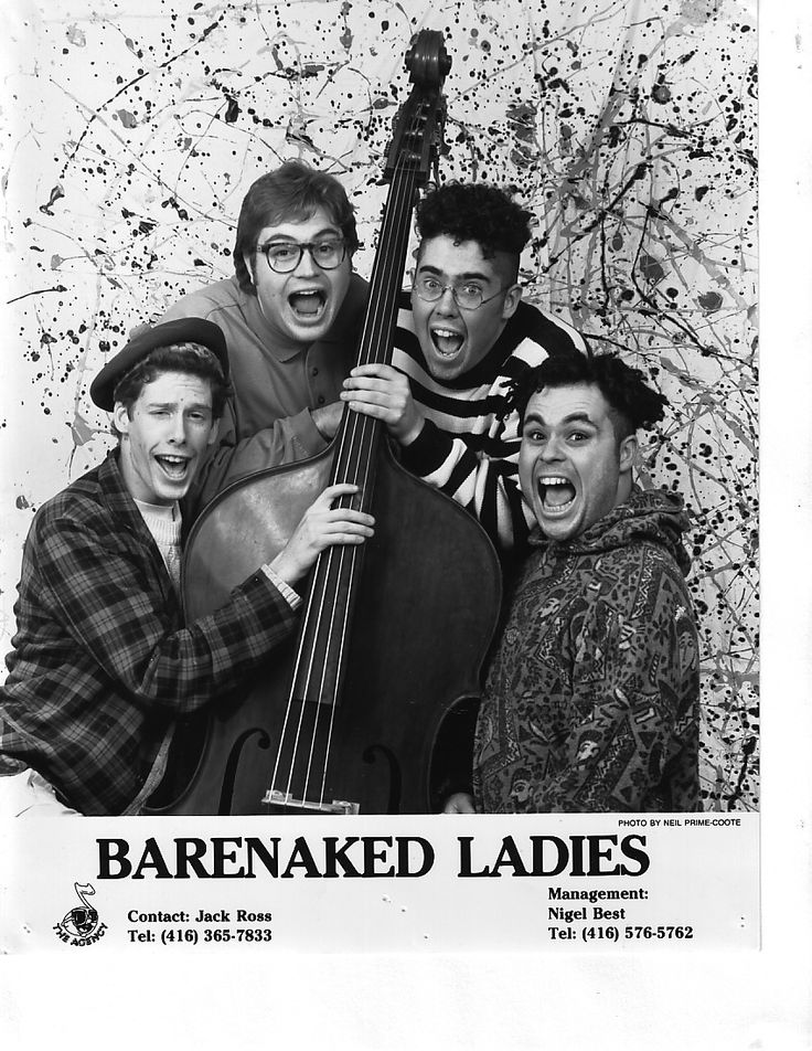 Barenaked Ladies (Band)