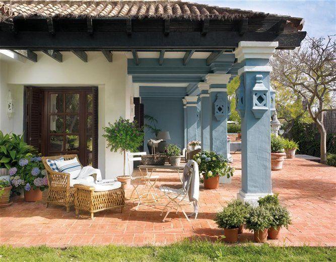 pretty house in Spain