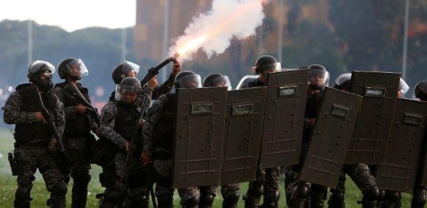 PMs de 25 Estados não têm o mínimo de soldados previsto nas leis estaduais