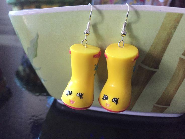 Taylor rain - earrings by FunkyandfunByJaime on Etsy