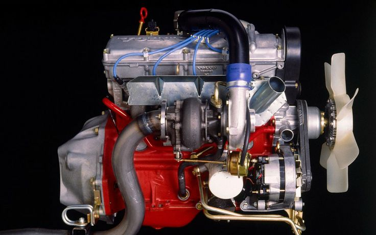 Volvo turbo engine early style B21FT | Volvo Engines ...