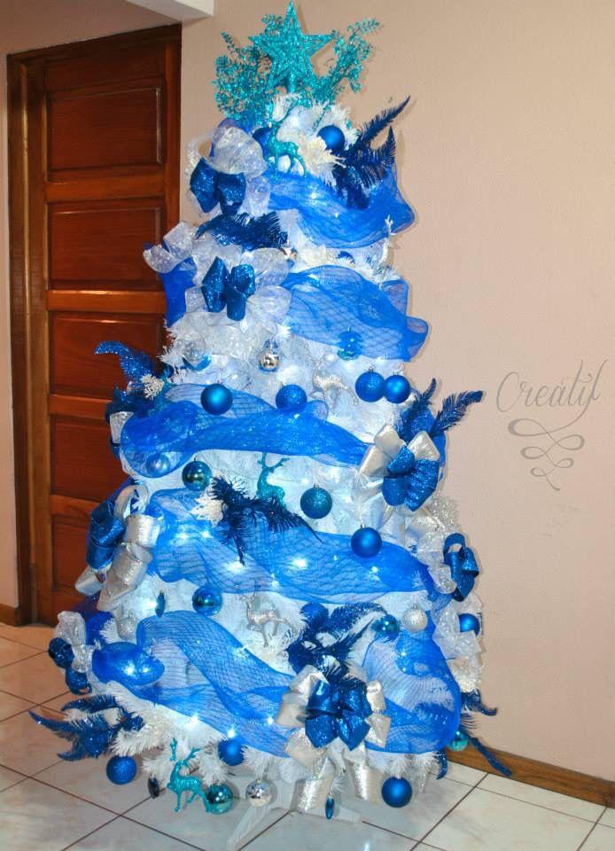 Decoraci n rbol de navidad diciembre 2014 tonalidad en - Decoracion arbol navidad 2014 ...