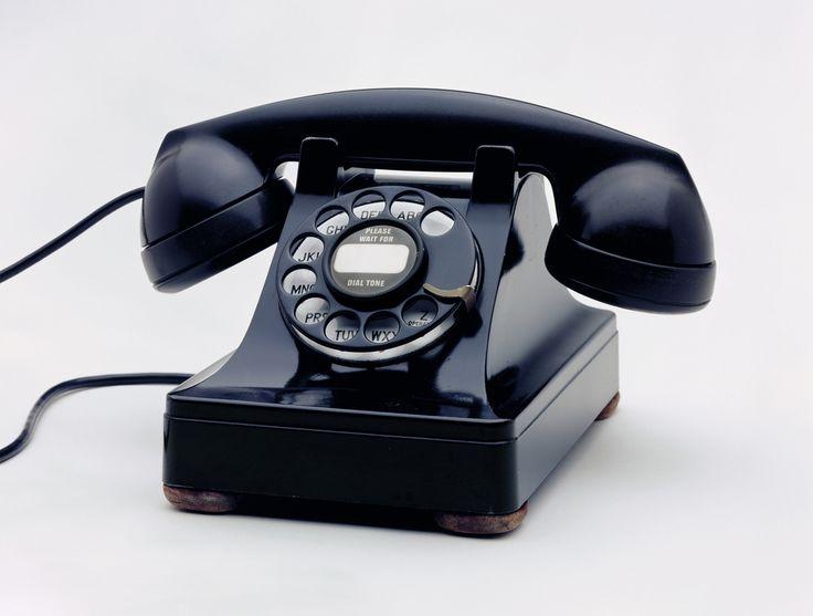 Téléphone Western Electric Modèle 302, Henry Dreyfuss, 1937