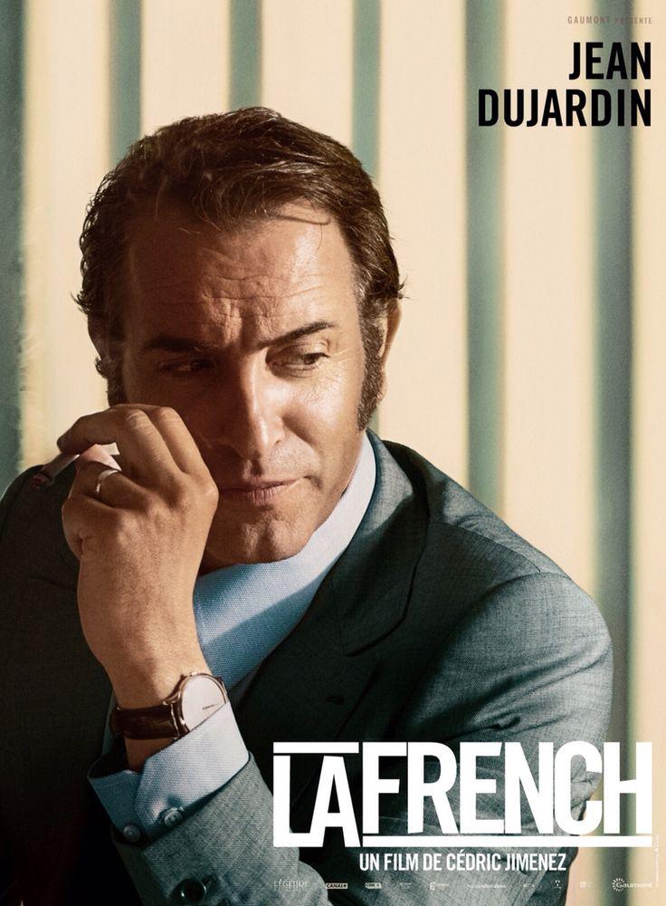 """""""La French"""" de Cédric Jimenez avec Jean Dujardin et Gilles Lellouche"""