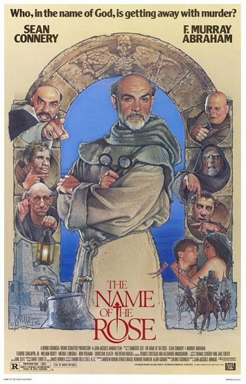 The Name of the Rose (1986) - great character adaptation of the book!