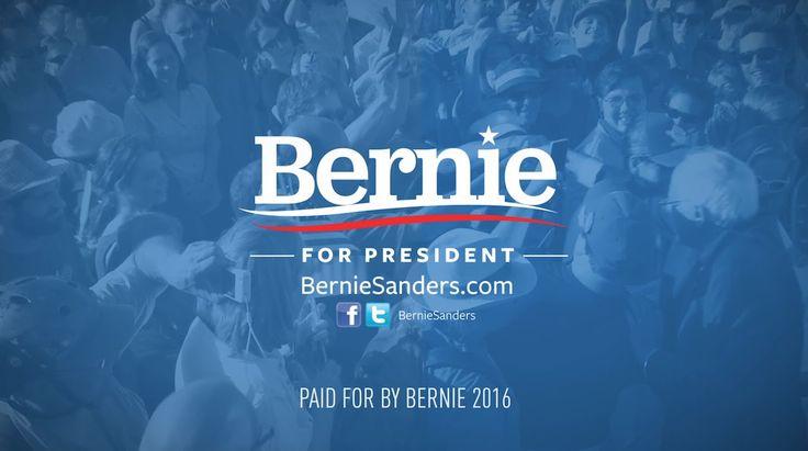 "Progress | Bernie Sanders | https://youtu.be/qyee_sxJpXc | ""Bernie Sanders outlines a progressive agenda for America."" Click to watch and share video (5:12)."