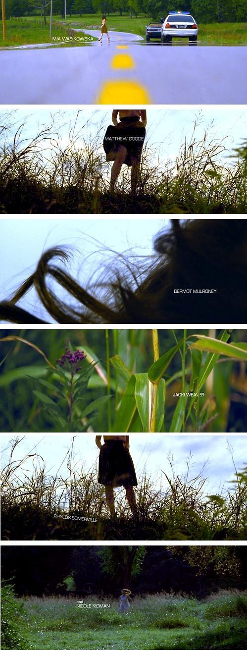 Stoker -  director:Chan-wook Park  Cinematographer: Chung-hoon Chung