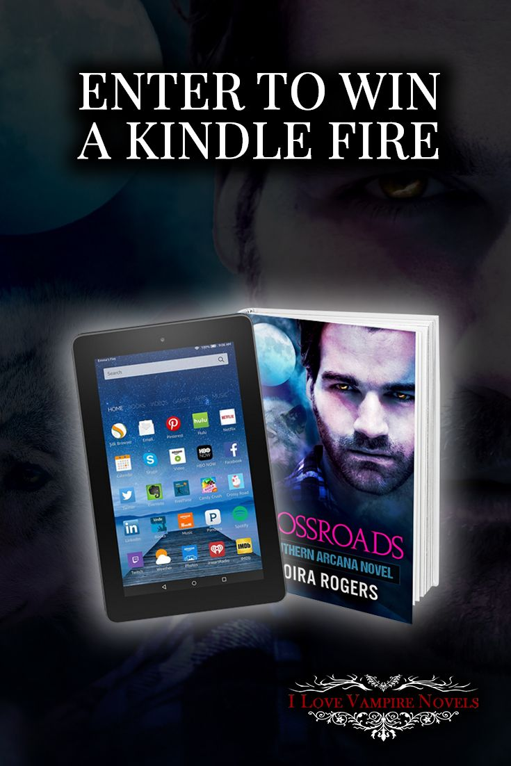 Win a Kindle Fire HD from Bestselling, Award-Winning Author Moira Rogers