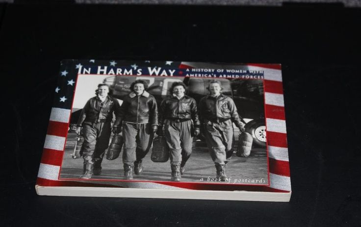 In Harm's Way: A History of Women With America's Armed Forces Collectable Cards