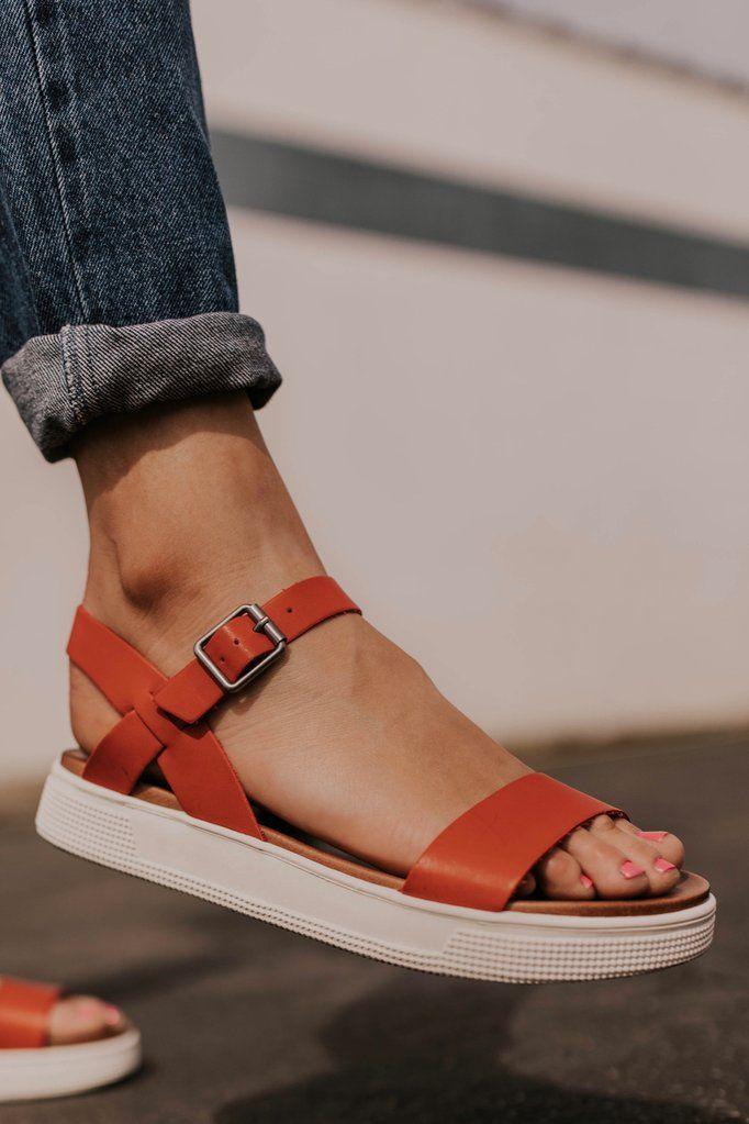 Womens Platform Sandals - Womens Shoes