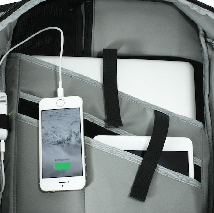 The Colfax: The World's First TRUE Smart Pack by CO.ALITION