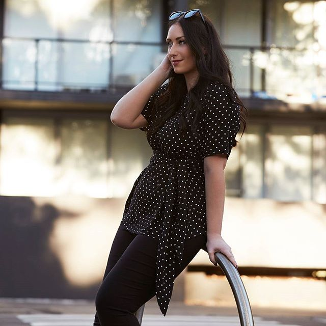 We are going dotty over our latest collection from New Look. Direct from the UK and exclusively online now!    #plussize #autographfashion #womensfashion #curves #curvyfashion #plusfashion #plusmodel #plusmodelmag #plussize #plussizebeauties #fashionforwardplus #bodypositive