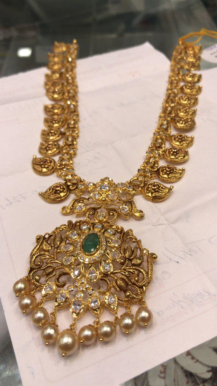 Long necklace 65 GMs