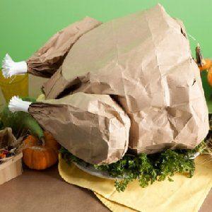 Paper Bag Turkey: Thanksgiving Crafts, Brown Paper Bags, Thanksgiving Turkey, Kids Tables, Idea, For Kids, Thanksgiving Centerpieces, Paperbag, Bags Turkey