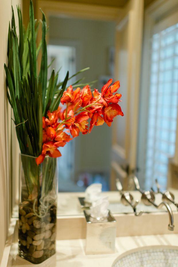 25 best ideas about tropical floral arrangements on for Artificial plants for interior decoration