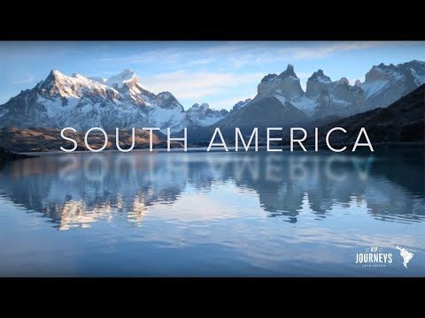 Drone My Trip to Latin America by VIP Journeys