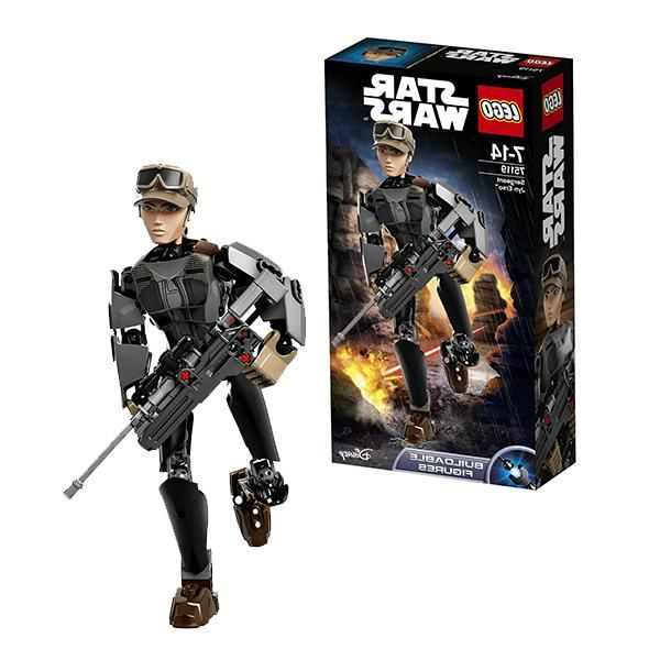 Lego LEGO, Игрушка Звездные войны Сержант Джин Эрсо