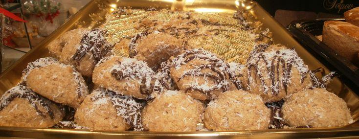 Κουραμπιέδες με στέβια - (Νέα άφιξη) www.gourmate.gr