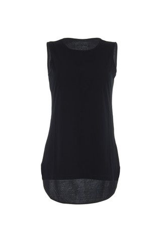 Groundwork Singlet - Black Designed by taylor in collaboration with ISBIM