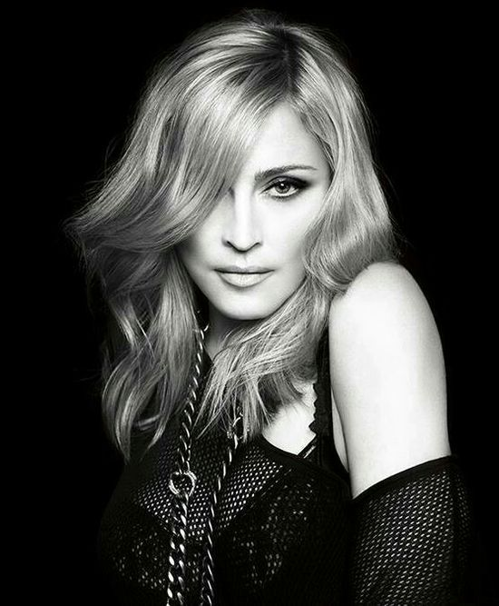 Madonna (What can you say... Madonna gots it going.)