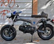 Cafe Racer Obsession: MAPACHE