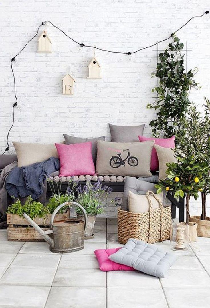 168 besten ❤ /// Balkon Ideen Bilder auf Pinterest | Balkon ideen ...