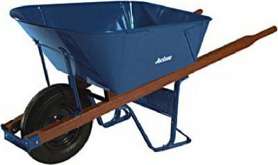Wheelbarrows - Pin it :-) Follow us :-)) zGardensupply.com is your Garden Supply Gallery ;) CLICK IMAGE TWICE for Pricing and Info :) SEE A LARGER SELECTION of wheelbarrows at http://zgardensupply.com/category/garden-supply-categories/outdoor-carts-bins/wheelbarrows/ - garden, gardening, gardening gear, garden tools, gift ideas, housewarming party gift ideas  -  M11t22 Jackson Wheelbarrow 5.75 « zGardenSupply