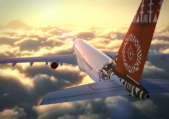 Fiji Airways' rebranding is quite possibly one of the most endearing faceless massive corporate entity changes of the year.