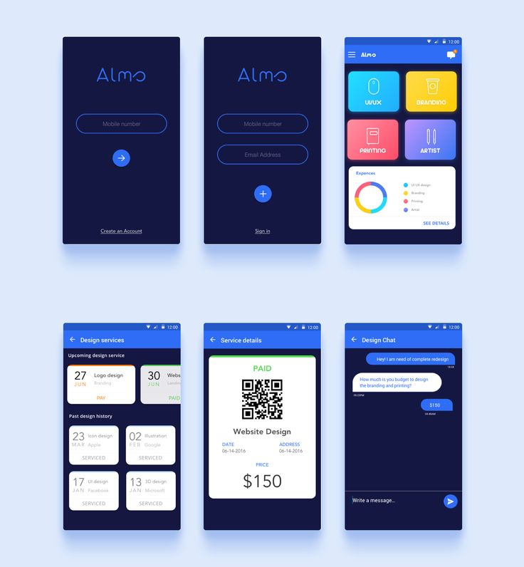 Design studio – User interface by Johnyvino UX+UI Designer