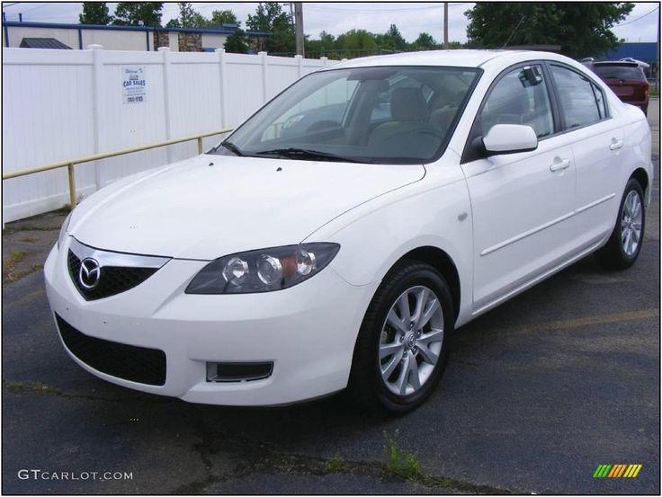 Mazda 3 White Wallpaper - https://www.twitter.com/Rohmatullah77/status/658032382059130880