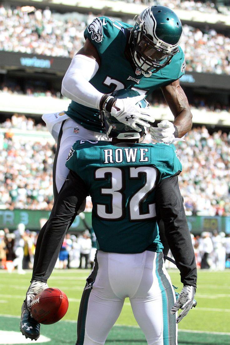Philadelphia Eagles S Malcolm Jenkins & CB Eric Rowe