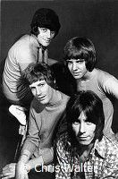 The Herd 1967 Andrew Steele, Peter Frampton. Gary Taylor and Andy Bown<br
