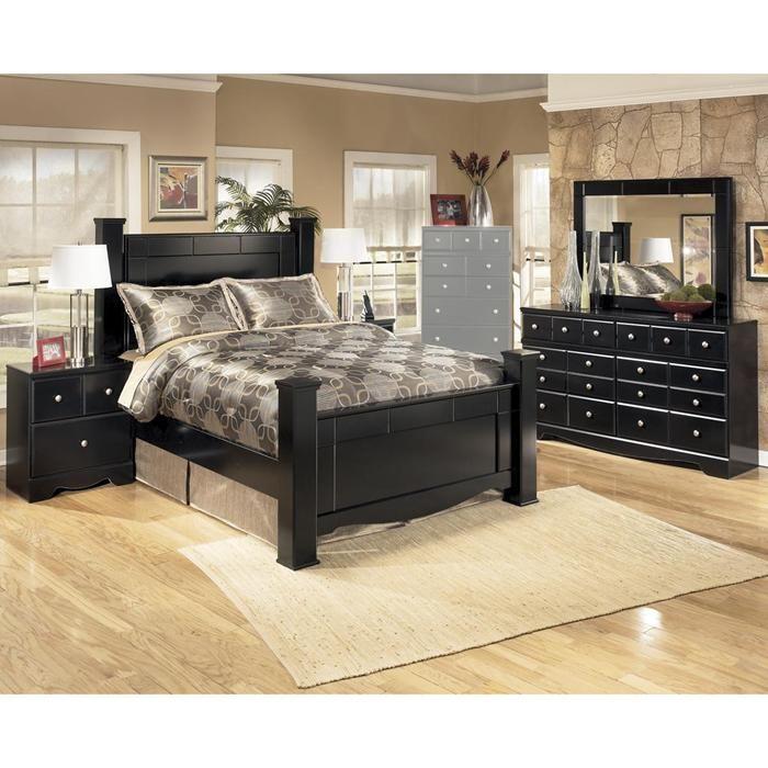 furniture heights pc set queen sets morningside bedroom black