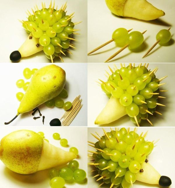 FRUITS À L'APÉRO