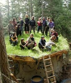 Starta ett naturligt hembyggare-guild i sverige, för tjejer? Mud Girls Natural Building Collective : Welcome!