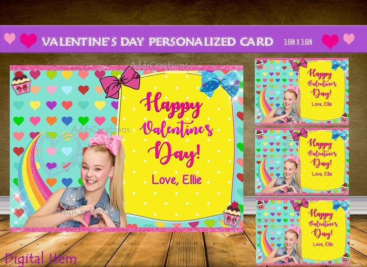 jojo siwa valentine cards jojo siwa valentine day cards