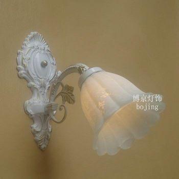 gratis verzending witte muur lamp korte ofhead enkele kop lamp licht rustieke badkamer muur spiegel tieyi lampen