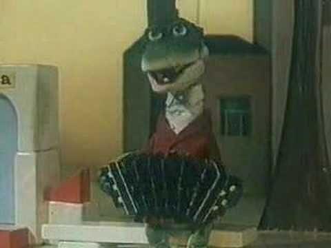 """Песенка крокодила Гены из м/ф """"Крокодил Гена"""""""