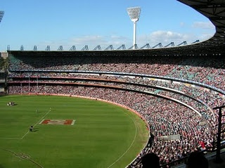 Melbourne Cricket Ground,Australia