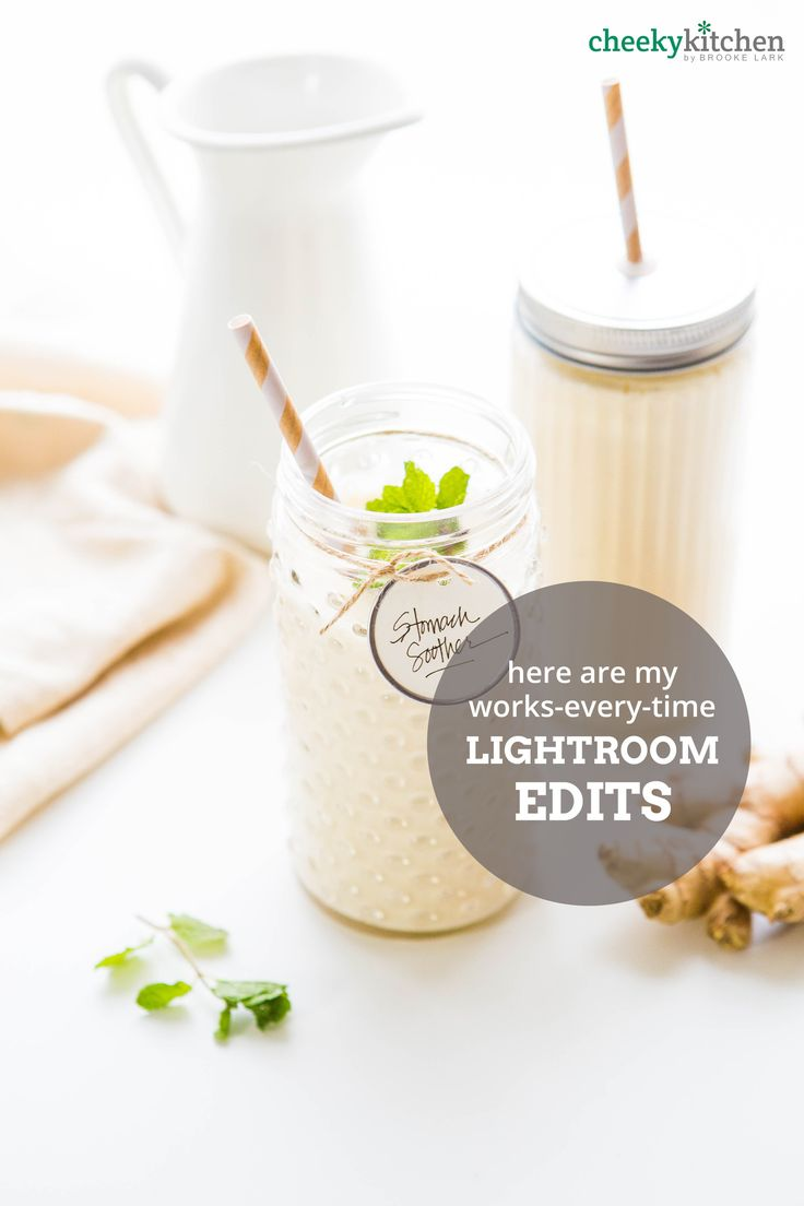 My Works-Every-Time Lightroom Editing Settings for White Food Photography — Cheeky Kitchen