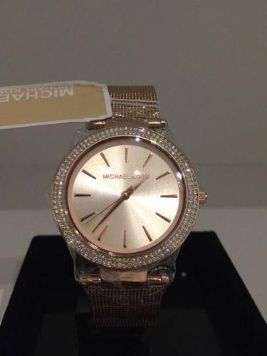 ff6c011ade28 Michael-Kors-MK3369-Darci-Quartz-Rose-Gold-Tone-Analog-Clasp-Women-039-s-Watch  -  quartz  michaelkors  michael  fashion  watches  ladies  watchlover   gifts ...