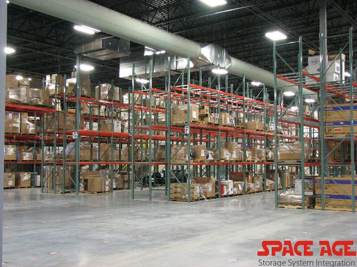 16 Best Warehouse Racking Solutions Images On Pinterest