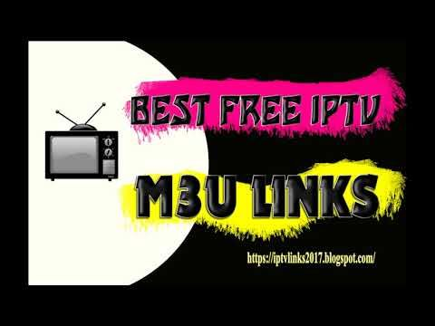 free best iptv m3u playlist gratis channels tv 2019