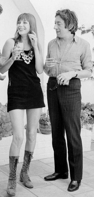 Jane Birkin Style Fashion
